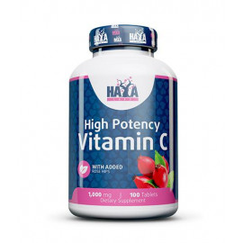High Potency Vitamin C 1 000 mg With Rose Hips 100