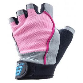 Pro Ladies Gloves / Grey - Pink