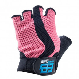 Pro Ladies Gloves / Black - Pink