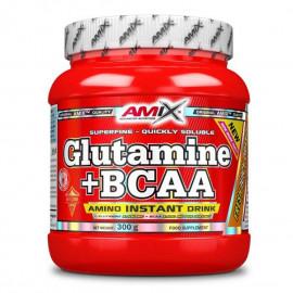 Glutamina   Bcaa 300 Grms