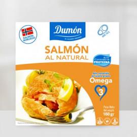 Salmón Noruego 160 grms