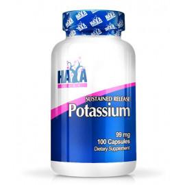 Sustained Release Potassium 99 mg  - 100 Caps