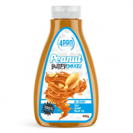 Peanut Butter Smooth 400 Grms