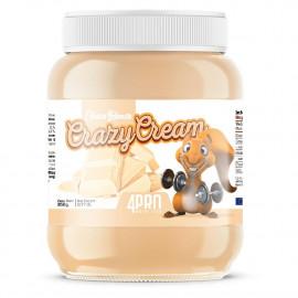 CrazyCream 350 Grms Choco Blanco