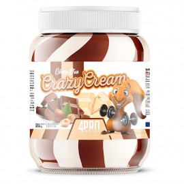 CrazyCream 350 Grms Choco Duo