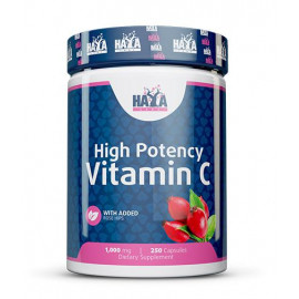 High Potency Vitamin C 1 000 mg With Rose Hips 250