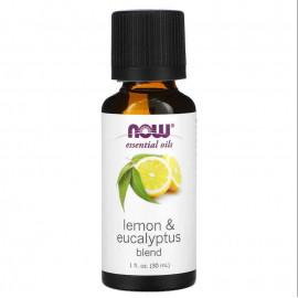 Essential Oils Lemon & Eucalyptus Blend  30 ml
