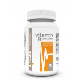 Vitamin B Complex 90 Tabs