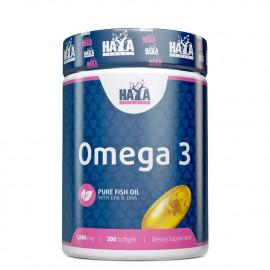 Omega 3 1000 mg  - 200 Softgels