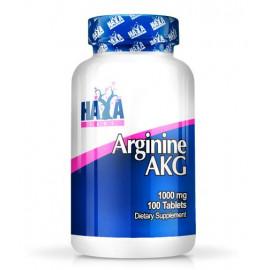 Arginine Akg 1000 mg - 100 Tabs