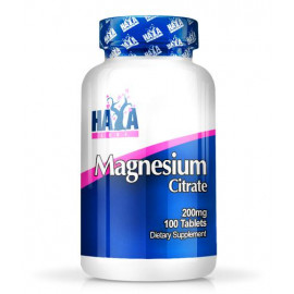 Magnesium Citrate 200 mg - 100 Tabs
