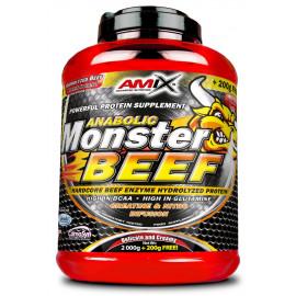 Monster Beef 2 kg   200 Grms GRATIS