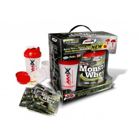 Anabolic Monster Whey 2 kg   200 Grms FREE