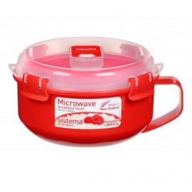 Microwave 850ml Breakfast Bowl