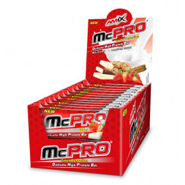 McPro Protein Bar 20 x 60 Grms