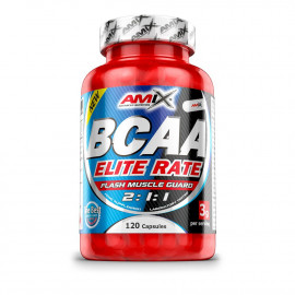 BCAA Elite Rate 120 Caps