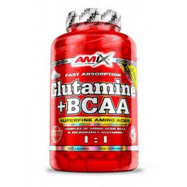 Glutamina   Bcaa 360 Caps