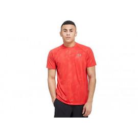 Camiseta manga corta estampada UA Tech™ hombre