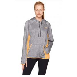 Sudadera capucha de felpa UA Storm Armour® Mujer
