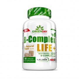 GREENDAY® B-Complex Life   60 Caps
