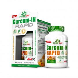 GREENDAY® Curcum-in Rapid 60 Caps