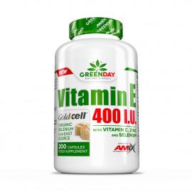 GREENDAY® Vitamin E 400 I U  200 Caps 200 Caps