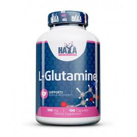 L-Glutamine 500 mg  - 100 Caps