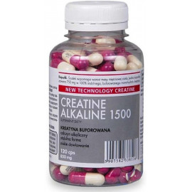 Creatine Alkaline 120 Caps