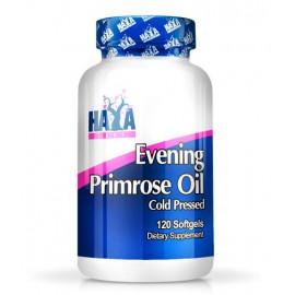 Evening Primrose Oil - Cold Pressed 500 mg  120 So