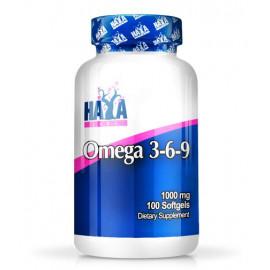 Omega 3-6-9 - 100 Softgels